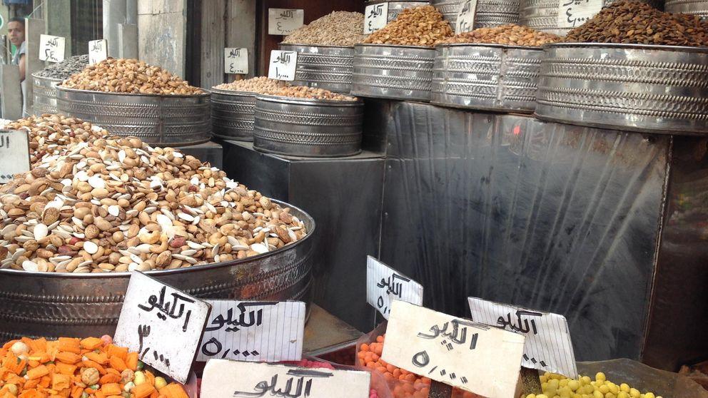 Amán, shawermas callejeros y restaurantes de lujo