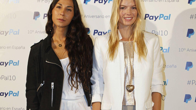 Cristina Tosio y Katy Sainz en una imagen de archivo. (Gtres)