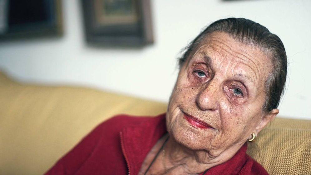 Foto: Klara Prowisor en un fotograma del documental 'I Have a Message To You'.