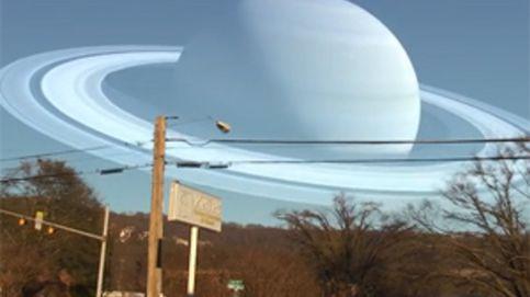 Cómo se verían los planetas del Sistema Solar si estuvieran a la misma distancia que la Luna