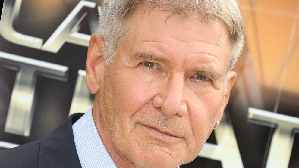 Harrison Ford es dado de alta tres semanas después de su accidente