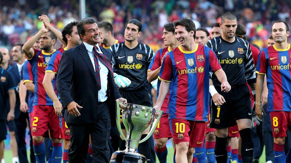 Laporta anunciará su 'asalto' al Barça como rampa para relanzar su carrera política