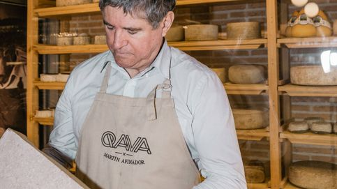 El arte del afinador de quesos: así son los expertos que les sacan todo el sabor