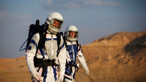 Israel se convierte en Marte: así se preparan sus científicos para viajar al planeta rojo