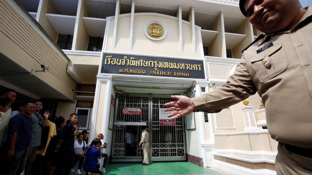 Foto: Acusan al gobierno tailandés de mantener a los activistas bajo custodia
