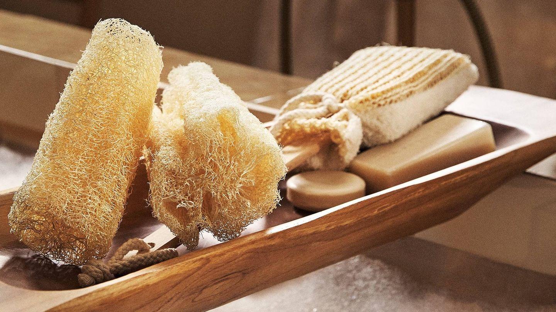 Zara Home te invita a convertir tu baño en un relajante spa. (Cortesía)
