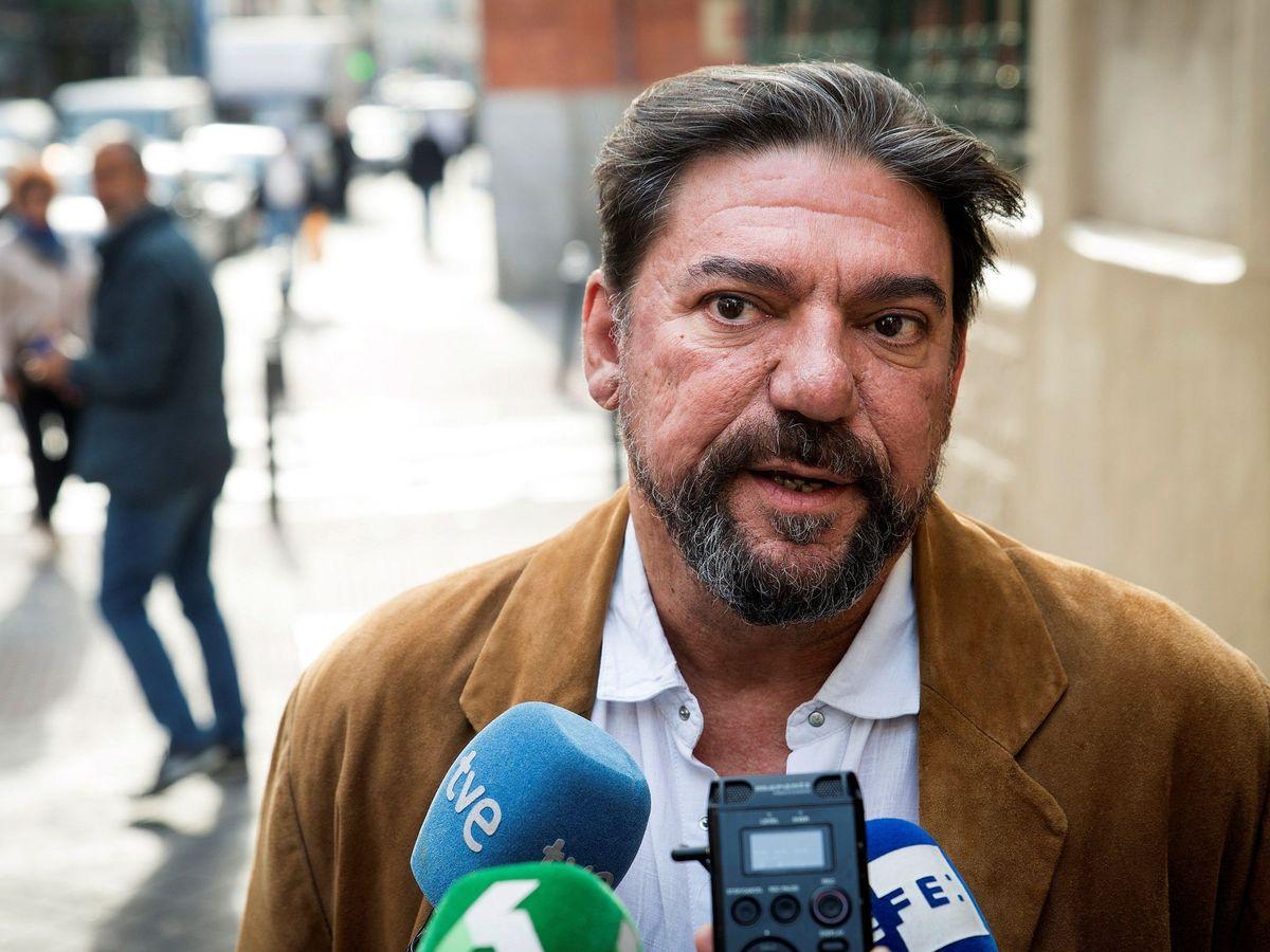 Foto: Antonio Onetti, nuevo presidente de la SGAE (EFE)