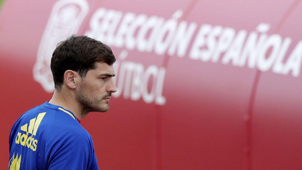 ¿Y qué pasaría si Luis Enrique llama a Iker Casillas con su España?