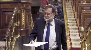 Rajoy: de 'marmolillo' a 'vendepatrias'
