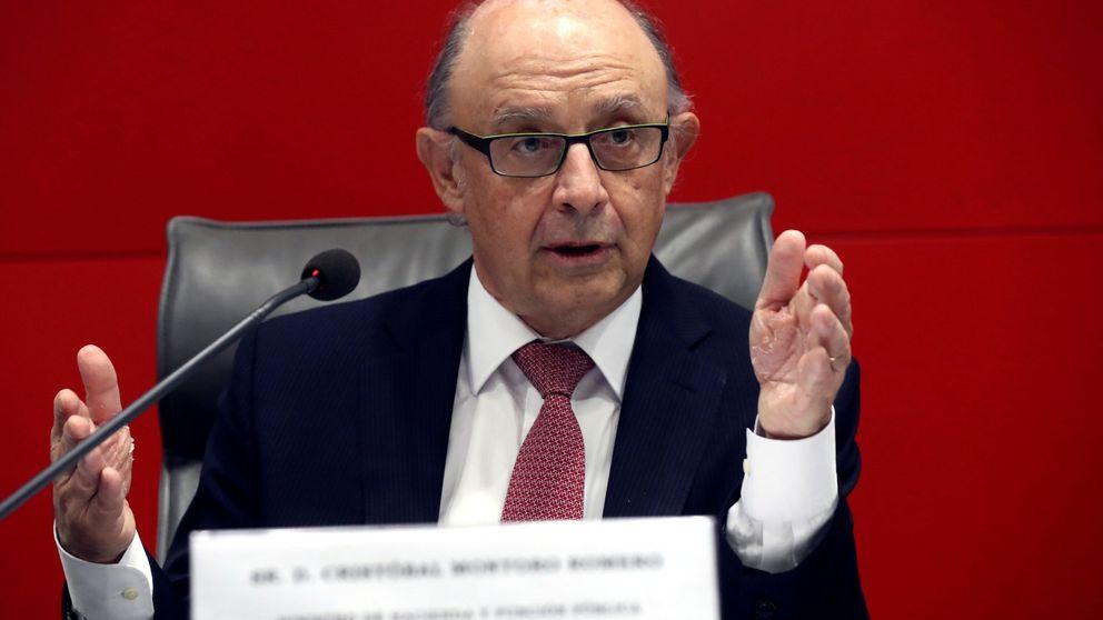 Montoro y sus colegas europeos recelan ante Washington de su reforma fiscal