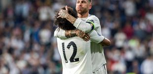 Post de La rebelión de Sergio Ramos y Marcelo para salvar a Lopetegui ante el Barcelona