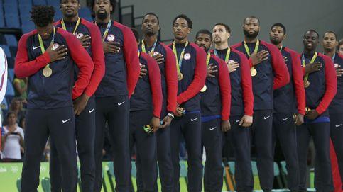 Estados Unidos no falla ante Serbia y lleva la medalla de oro contundencia
