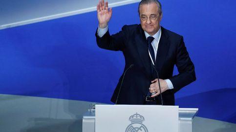 La 'Supertrola' de Florentino: el Real Madrid es de sus socios, pero sin sus socios