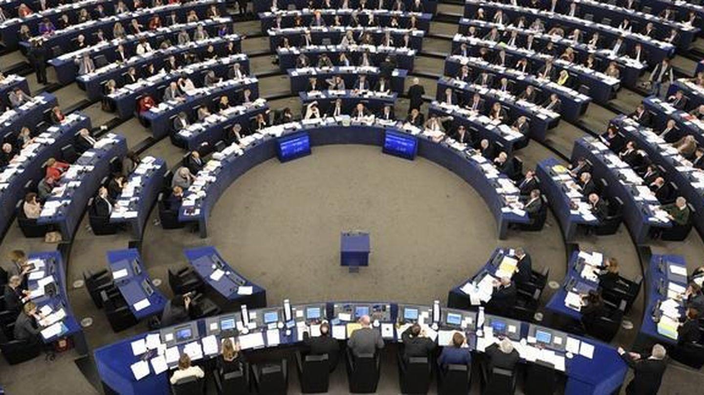 Vista del Parlamento Europeo. (Efe)