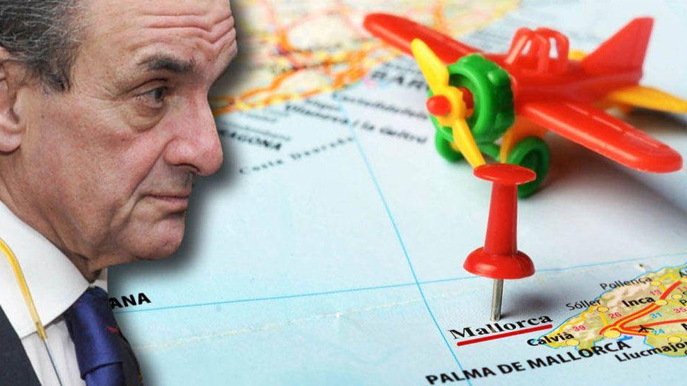 Can Poleta, la finca más querida de Mario Conde, se subasta pese al recurso