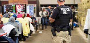 Post de Más de 680 inmigrantes latinos arrestados en una única redada masiva en EEUU