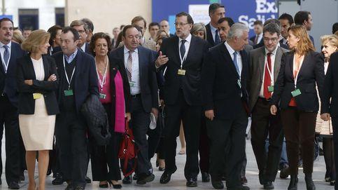 Merkel, Sarkozy y Juncker auxilian a Rajoy frente a los bloques de izquierda
