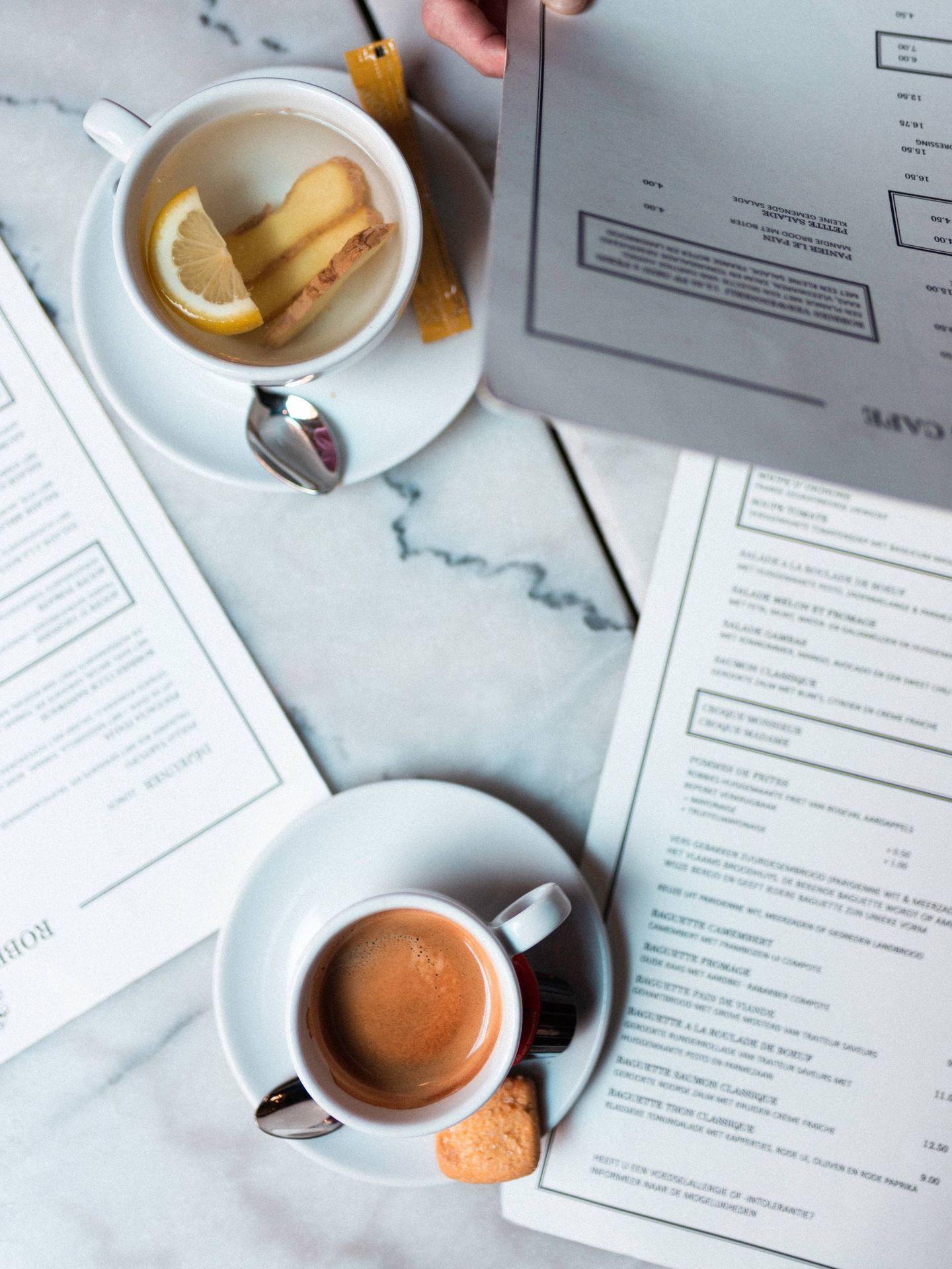 Es un perfecto sustitutivo del café y con más beneficios. (Lieuwe Terpstra)