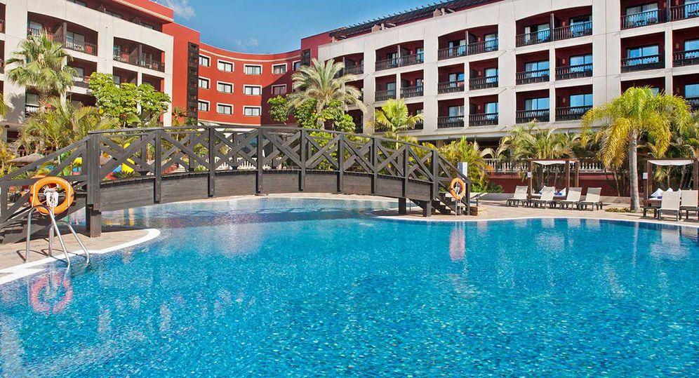 Foto: Hotel Barceló en Marbella.