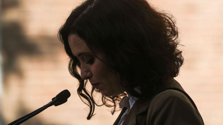 Isabel Díaz Ayuso en una imagen de archivo. (Reuters)