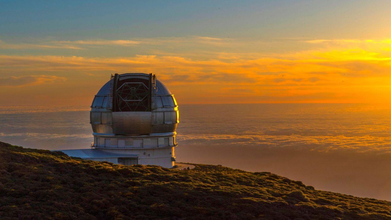 Observatorio del IAC. (EFE)