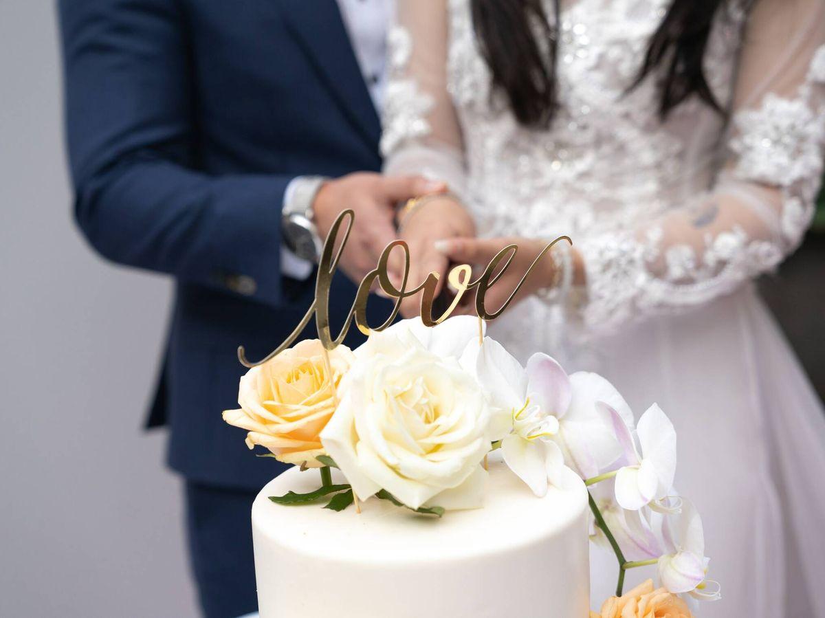 Foto: Tendencias en tartas de boda para 2022. (Wedding Dreamz para Unsplash)