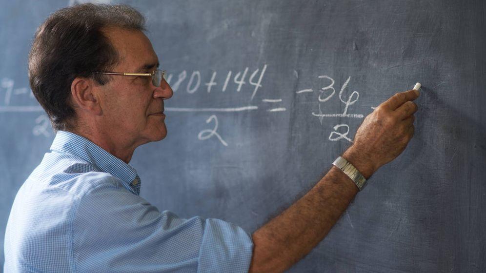 Foto: La población envejece, los profesores también. (iStock)