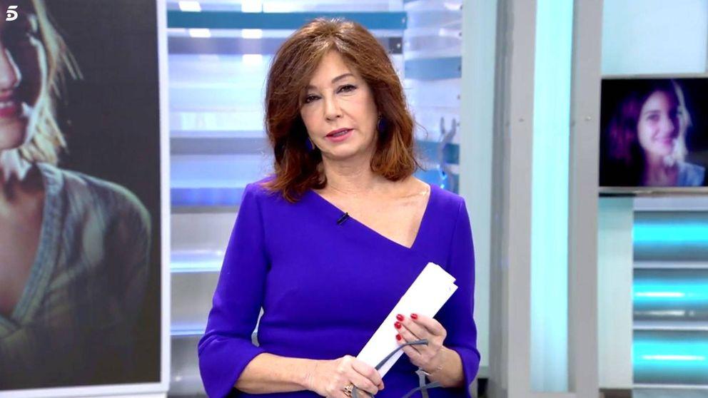 Ana Rosa abre su programa con un tajante mensaje tras el asesinato de Laura