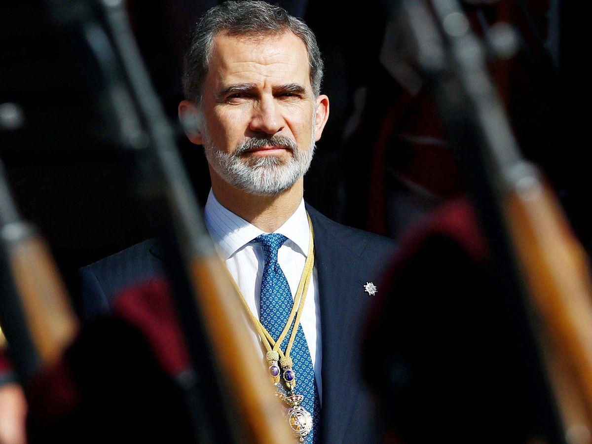 Foto: El rey Felipe VI, en una imagen de archivo. (EFE)