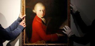 Post de Mozart, en el nombre del padre y... de la madre
