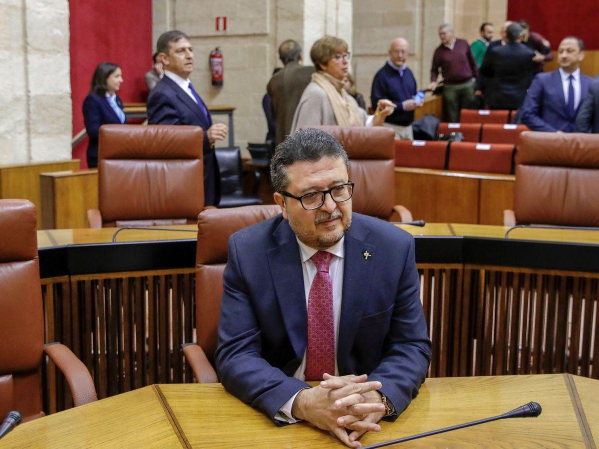 Foto: El juez en excedencia Francisco Serrano. (EFE)
