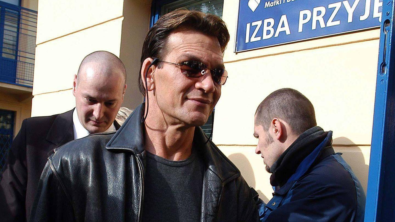 El actor en 2004, poco antes de ser diagnosticado con cáncer. (EFE)