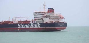 Post de Irán exhibe su fuerza y publica el vídeo del abordaje al petrolero británico