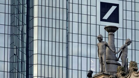 Deutsche Bank se dispara un 11 % tras superar las estimaciones de beneficios