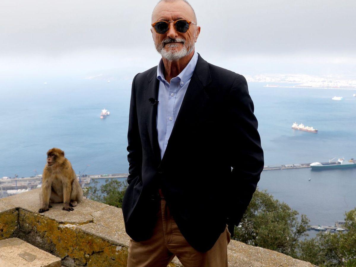 Foto: Arturo Pérez-Reverte presenta su nueva novela, 'El italiano'. (EFE)