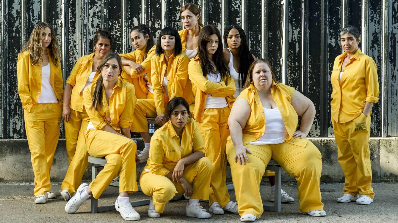 Foto: Actrices de 'Vis a vis'. (Fox España)