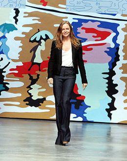 """Foto: Stella McCartney: la industria de la moda """"no tiene corazón"""""""