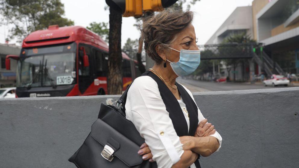 Suspenden las clases en Ciudad de México por los altos niveles de contaminación