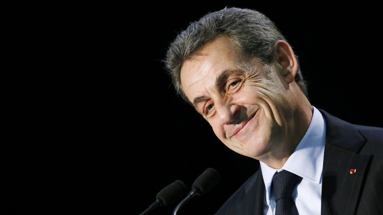 Foto: El líder de la UMP, Nicolas Sarkozy (Reuters)