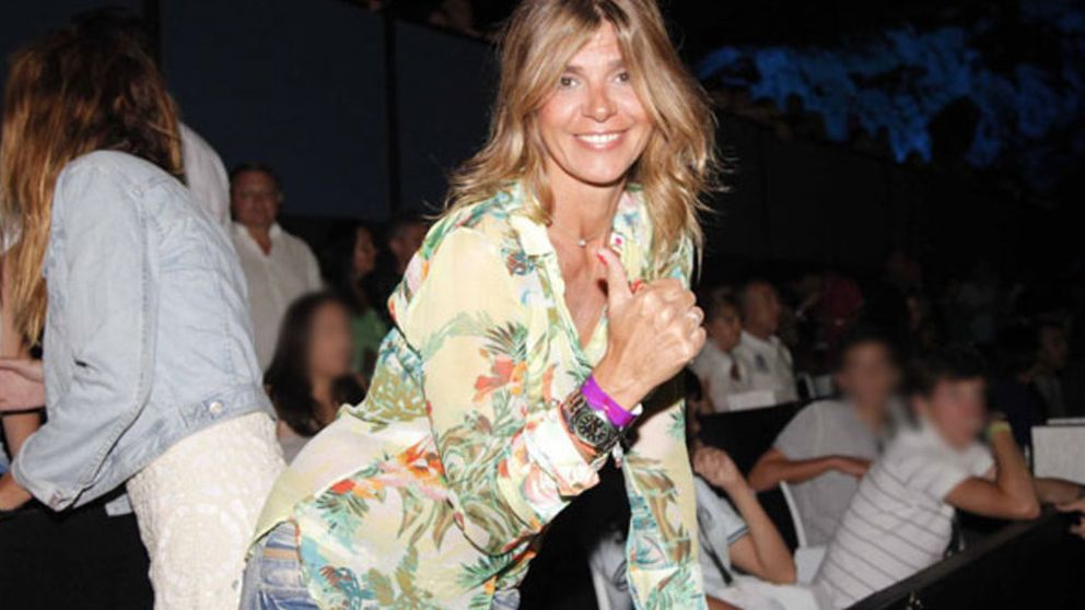 Famosos en el concierto de Estopa en Marbella