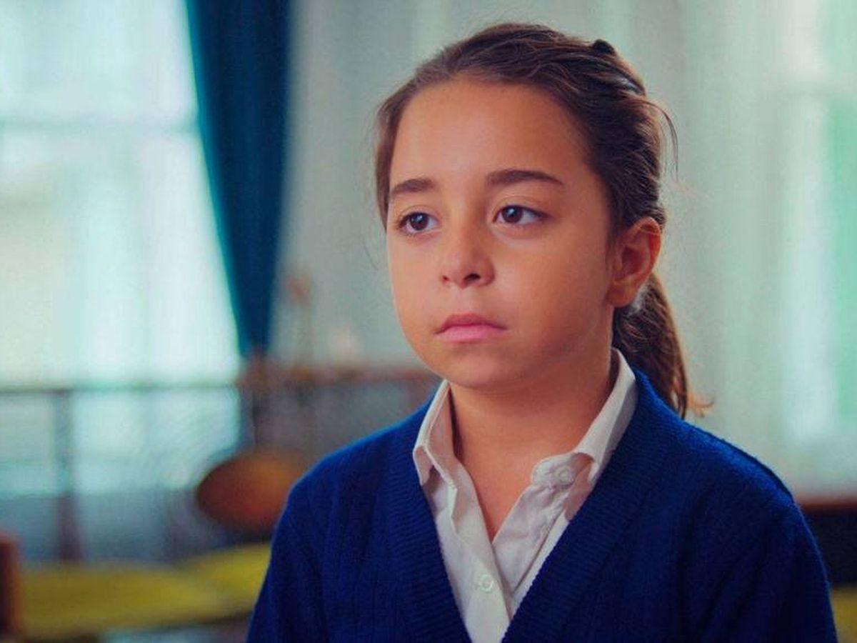 Foto:  Beren Gokyildiz, en 'Mi hija'. (Atresmedia)