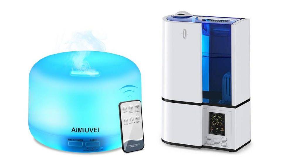 Foto: Aporta humedad y olores agradables con los mejores humidificadores para tu hogar