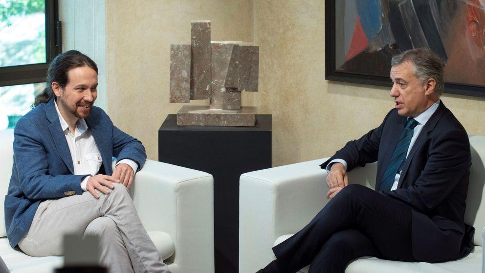Riesgos y oportunidades de la 'operación diálogo' de Iglesias a 40 días de las andaluzas