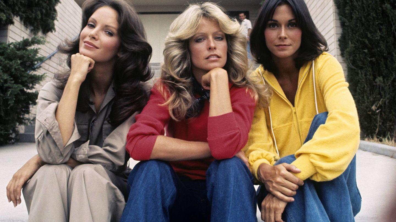 Kate Jackson, Farrah Fawcett y Jaclyn Smith: los ángeles de Charlie originales. (Cordon Press)