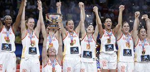 Post de España aplasta a Francia en la final del Eurobasket