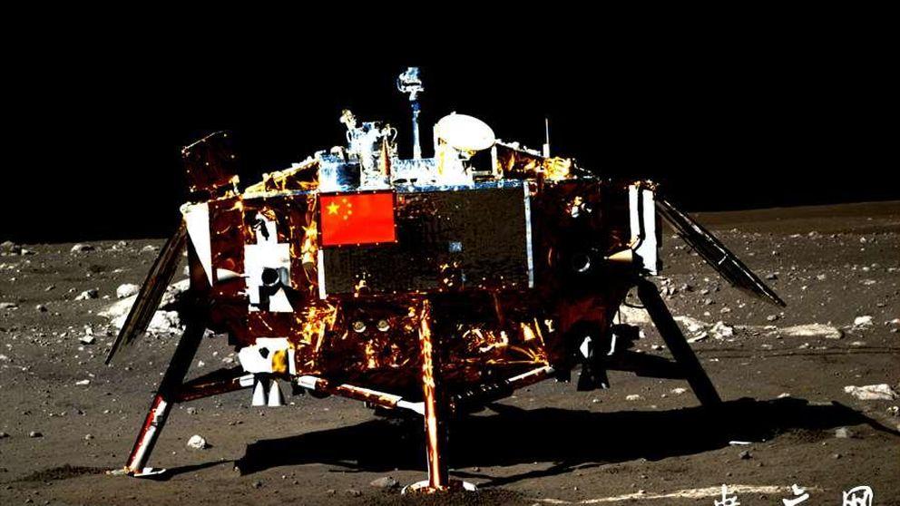 China revela que cuenta con un telescopio en la Luna desde hace 2 años