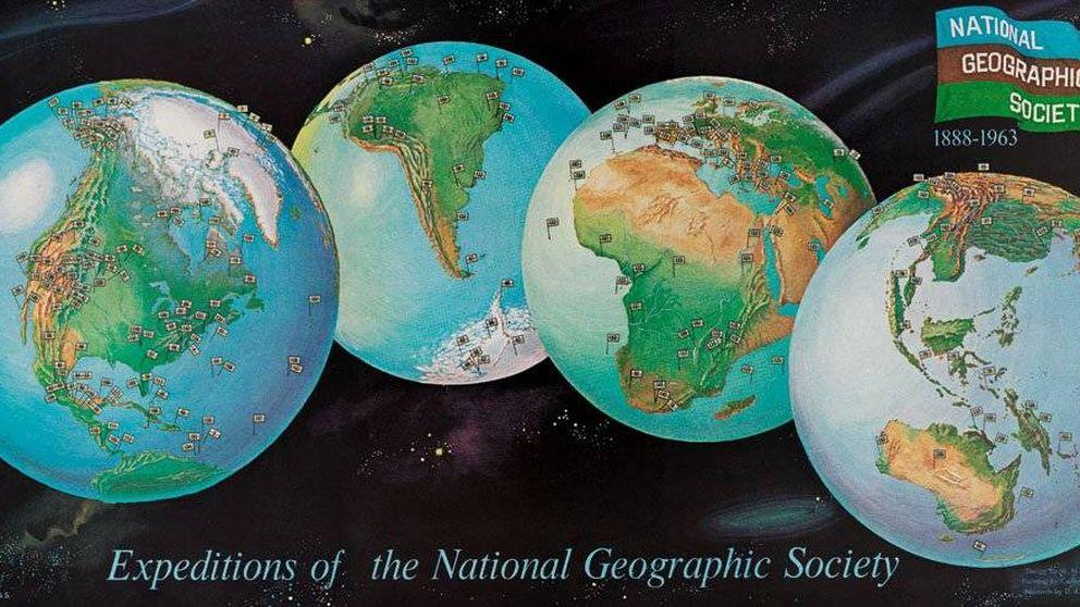Ingeniería, evolución e historia: las mejores infografías que explican el mundo