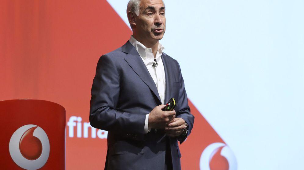 Foto: El consejero delegado de Vodafone España, Antonio Coimbra.
