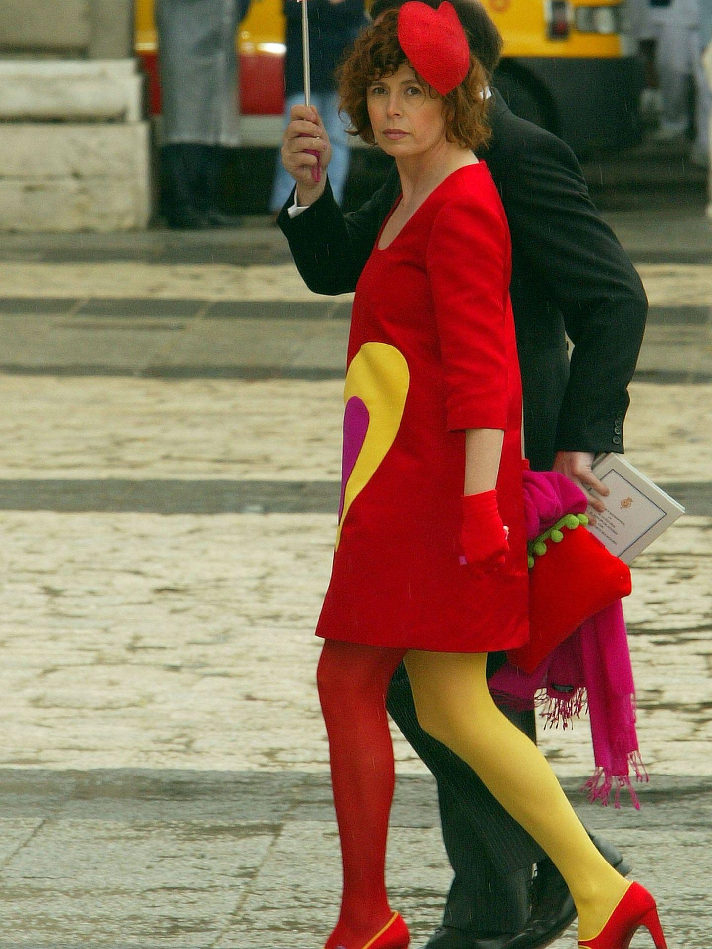 Agatha Ruiz de la Prada. (Getty)