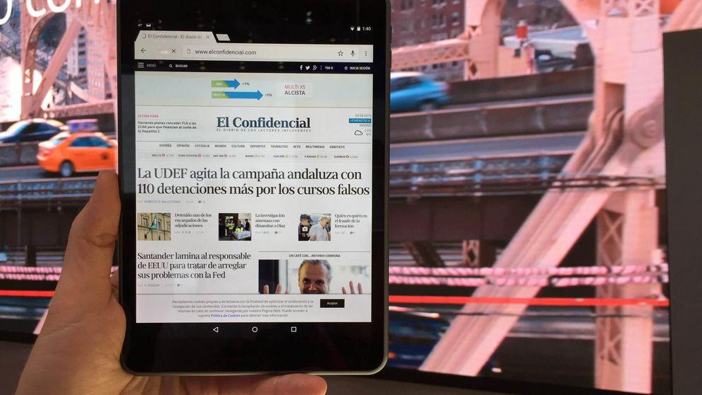 Nokia vuelve con una tableta que reúne lo mejor del iPad y Android